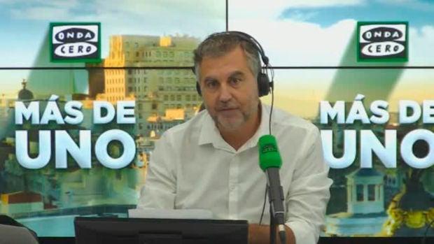 """Monólogo de Alsina: """"Que Torra llame hooligan al Rey Felipe, es como si Charlie Sheen llama golfo a José Coronado"""""""