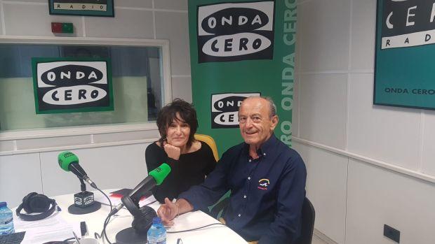 Javier López Marcano, protagonista de la entrevista personal de 'Aquí en la Onda Cantabria'