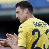 Bonera, futbolista del Villarreal CF