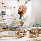 Analizan los restos de un hombre encontrado bajo una higuera