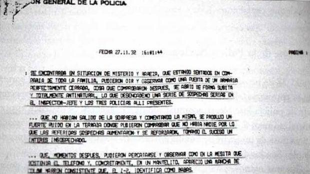 Tertulia Zona Cero: Una nueva visión del poltergest del Caso Vallecas