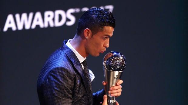 """Cristiano no acude al FIFA """"The Best"""" en el que opta al premio como mejor jugador"""