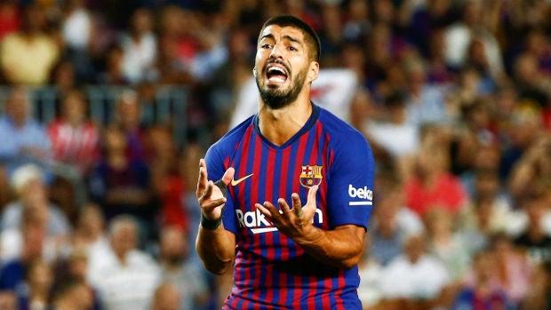 """Luis Suárez: """"Tenemos calidad suficiente para remontar este resultado"""""""
