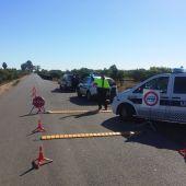 La Policia Local va finalitzar ahir diumenge la darrera campanya de control de alcohol i drogues al volant.