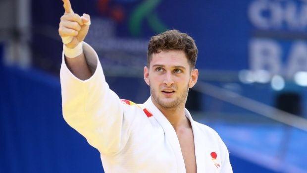 """Nikoloz Shera: """"Sigo convencido de que la medalla de oro en Tokio no se me escapa"""""""