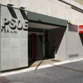 Sede del PSOE en Gijón