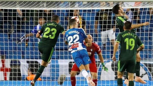 Espanyol 1-0 Eibar | El Esyanyol mantiene su buen inicio gracias a un gol de Hermoso