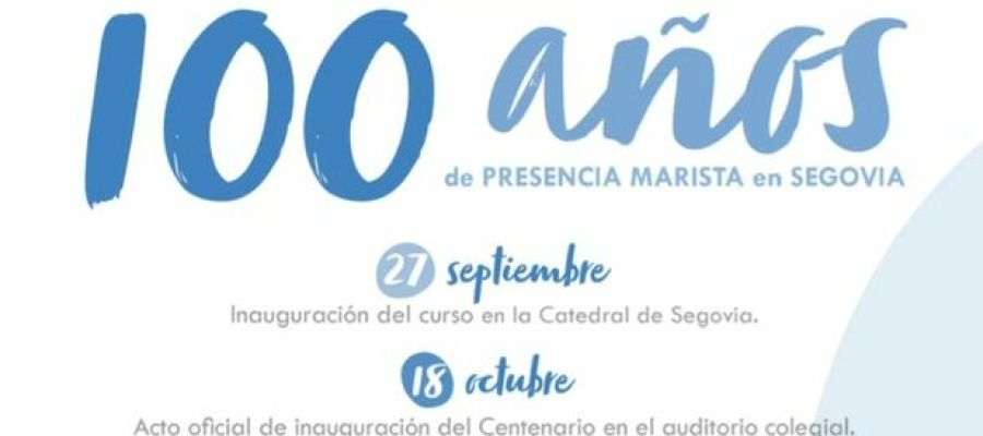 Centenario Maristas Segovia