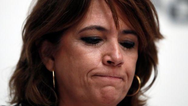 Delgado niega que estuviera hablando de Marlaska en las grabaciones y sigue denunciando un ataque de Villarejo