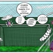 El equipo de Pacheta solo ha marcado tres goles en seis partidos de Liga y lo está pagando en la clasificación.