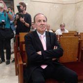 José María Rodríguez, en el juicio del Caso Over