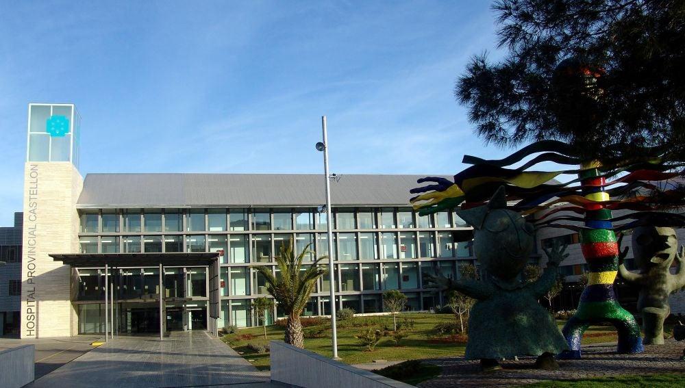 Hospital Provincial de Castellón.