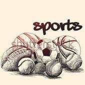 Balones diferentes deportes