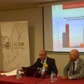 Presentación del informe 'Mapa de la Propiedad Intelectual de la provincia de Alicante'