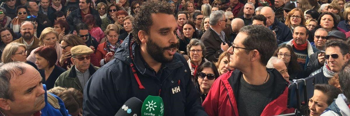"""""""Los insultos iban destinados a la gestión política de Susana Díaz"""""""