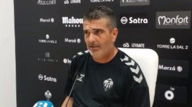 """Guti: """"Intentaremos llevar el peso del partido"""""""