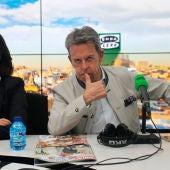 Josemi Rodríguez Sieiro y Rosa Belmonte