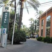 Hotel Milenio de Elche.
