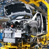 Paros fábrica Mercedes Vitoria