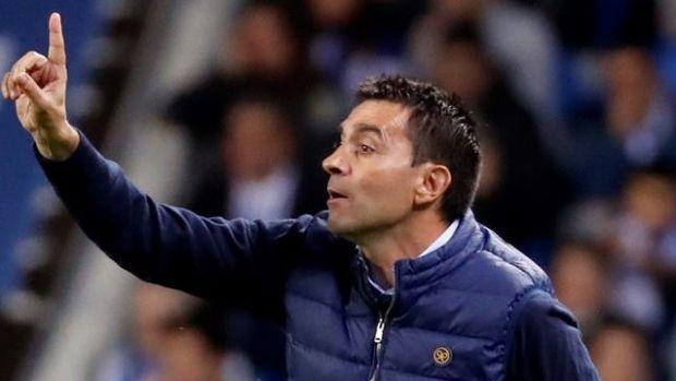 """Asier Garitano: """"Mi destitución de la Real no me ha hecho que me arrepienta de salir de Leganés"""""""