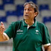 Luis Casimiro, entrenador de Unicaja