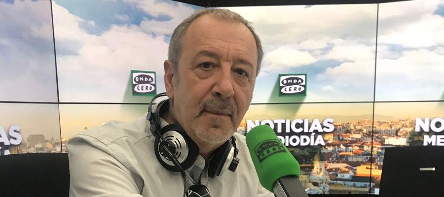 Julián Cabrera, jefe de informativos de Onda Cero