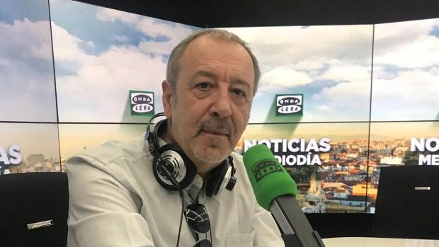 Julián Cabrera, premiado con la Antena de Oro 2018