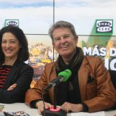 Josemi y Rosa Belmonte