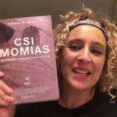 Helena R. Olmo nos presenta su libro CSI Momias, Premio Juan Antonio Cebrián