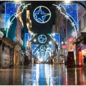 Luces de Navidad en Vigo en años anteriores a 2018