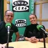Ana Belén Lopez y Roberto de Pilates León.