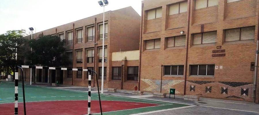 Colegio Público Sanchís Guarner de Elche.