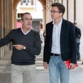 El secretario de Análisis Estratégico y Cambio Político de Podemos, Íñigo Errejón