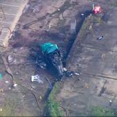 El dueño del Leicester muere en el accidente de su helicóptero en los aledaños del King Power Stadium
