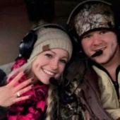 La pareja de recién casados fallecidos en un accidente de helicóptero