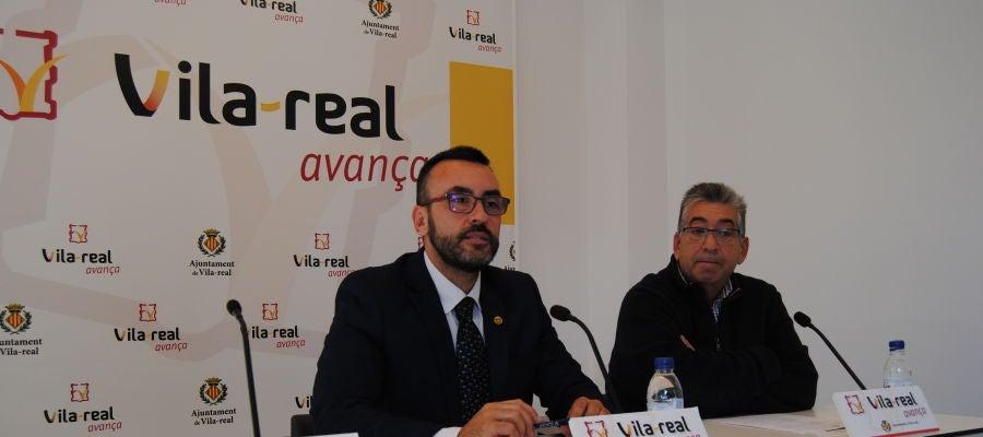 José Benlloch, Alcalde de Vila-real, presenta la feria Destaca