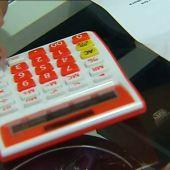 Imagen de archivo de una calculadora