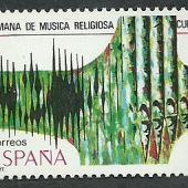 sello semana musica religiosa cuenca