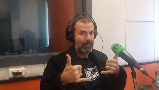 """Pau Donés: """"Después de estos dos conciertos, vamos a parar un tiempo largo"""""""