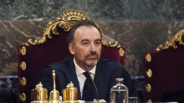 Marchena renuncia a la presidencia del CGPJ
