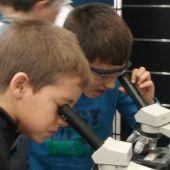 pequeños cientificos cuenca