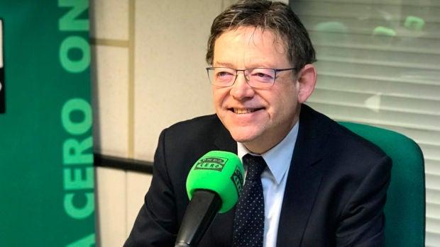 """Ximo Puig: """"La peor opción posible es la repetición de las elecciones generales"""""""