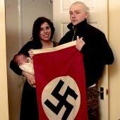 Pareja condenada por pertenecer a un grupo neonazi ilegal