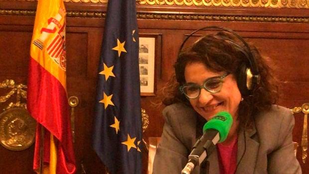 """Montero, sobre por qué subió el impuesto de las hipotecas en Andalucía: """"Una comunidad debe incrementar su fiscalidad si tiene potestad para ello"""""""