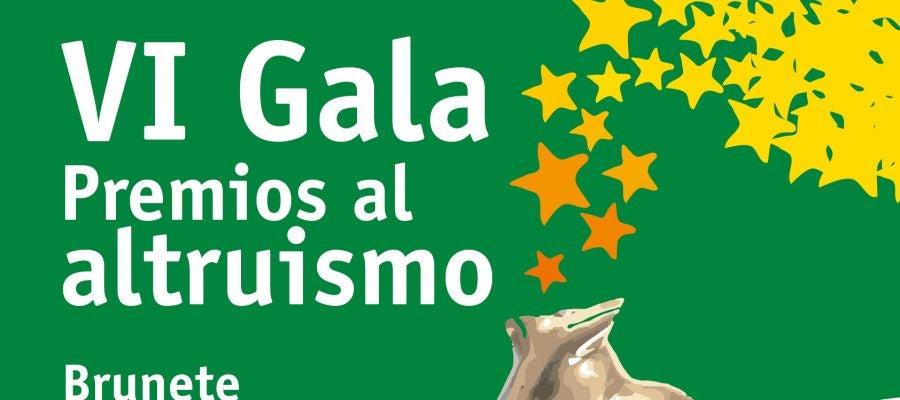 VI Gala Premios al altruismo