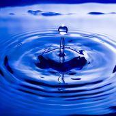 Las propiedades electricas del agua cambian en el nanomundo