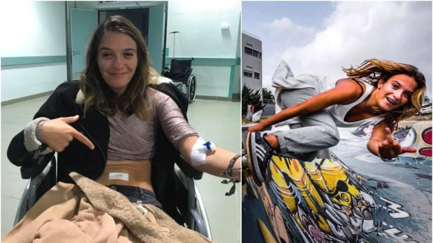 Mariana Rocha, surfista atacada por un violador
