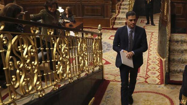 El Gobierno asume que no presentará los Presupuestos y prepara decretos y modificaciones de los anteriores