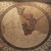 Mosaico del Auriga Victorioso