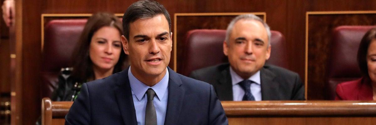 """Pedro Sánchez estudia no presentar los Presupuestos 2019 para evitar un """"desgaste político innecesario"""""""